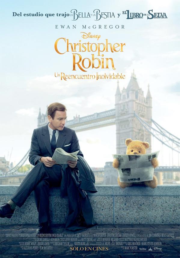 Extended 4-Min Trailer for Disney's Lovable 'Christopher ...