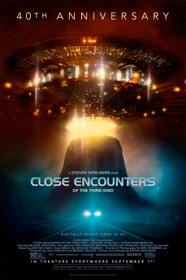 Full-Length Trailer For 'Close Encounters Of The Third ...
