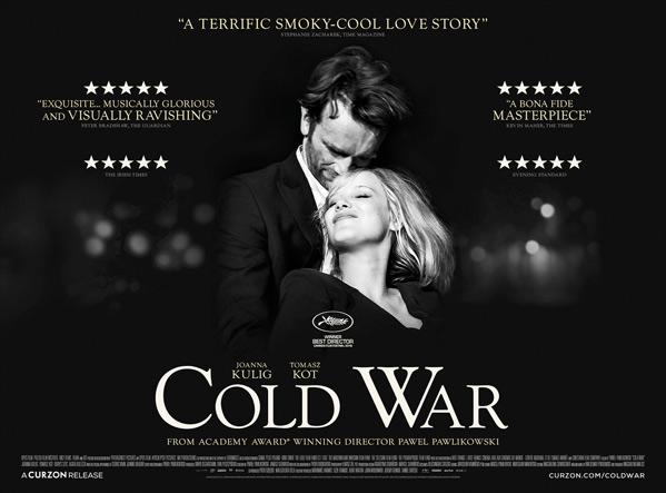 Cold War (2018 film) - Wikipedia