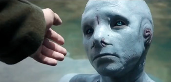New Full-Length Trailer for Xavier Gens' Creature Feature 'Cold Skin'