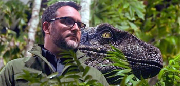 Colin Trevorrow - Jurassic World Interview