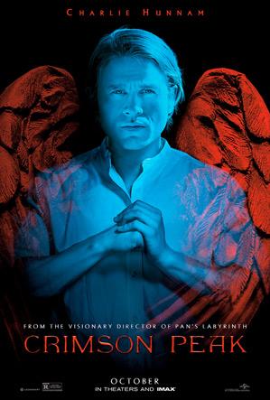 Crimson Peak Poster - Charlie Hunnam