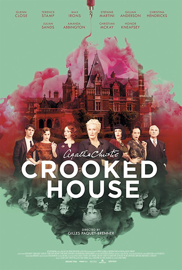 Crooked House Movie