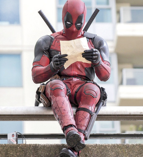 Deadpool Photos