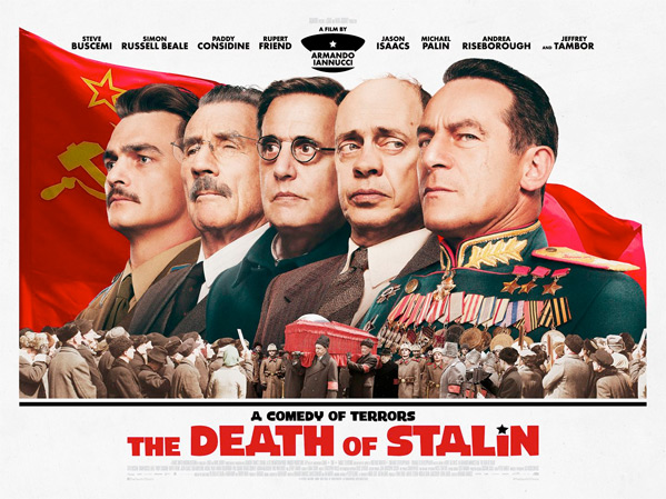 The Death of Stalin Poster