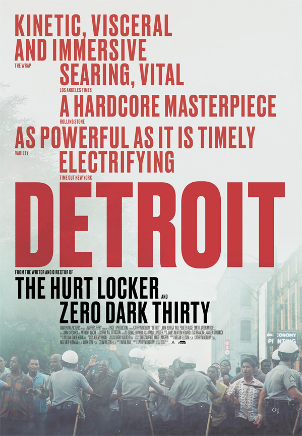 Detroit Movie Poster