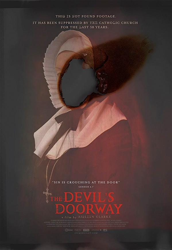 The Devil's Doorway Poster
