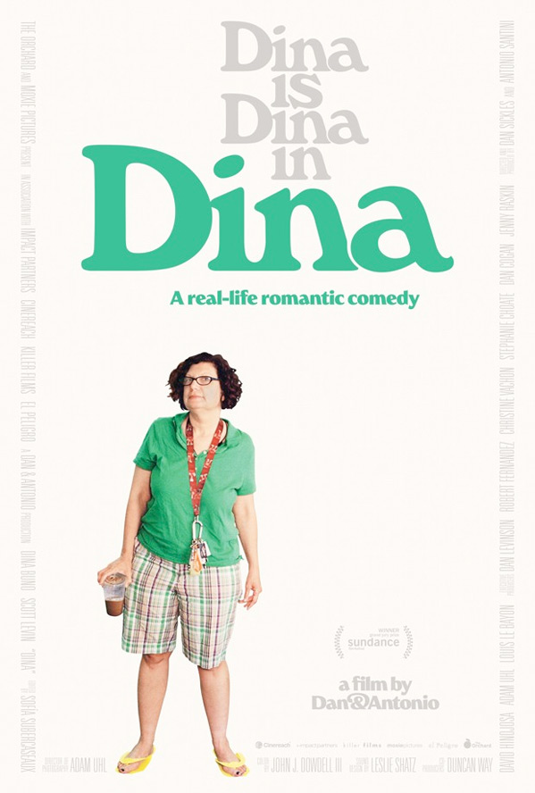 Dina Documentary Poster