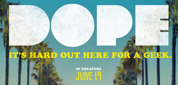Dope - Pharrell Debuts New Poster