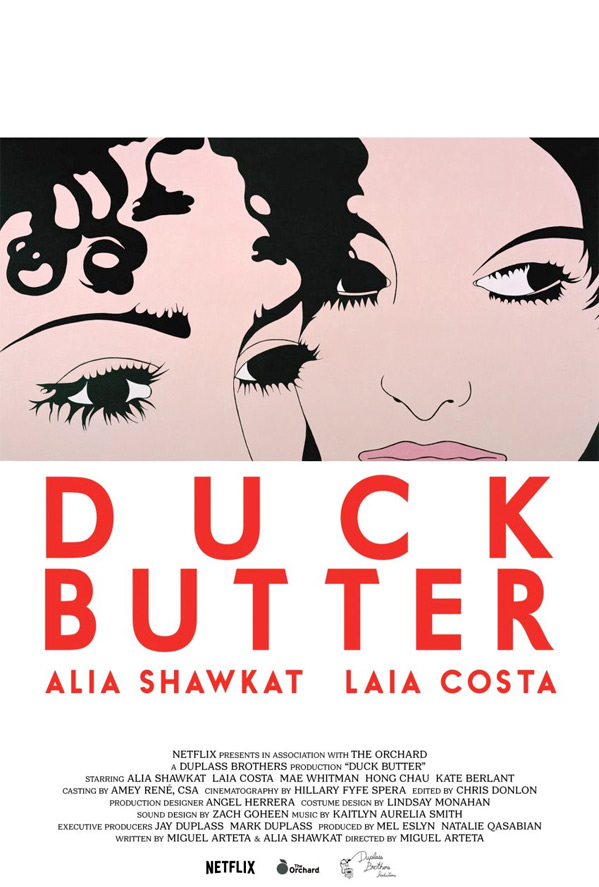 Duck Butter Poster