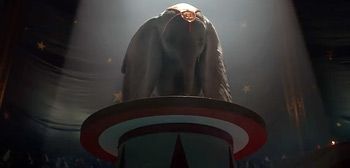 Dumbo Movie Teaser