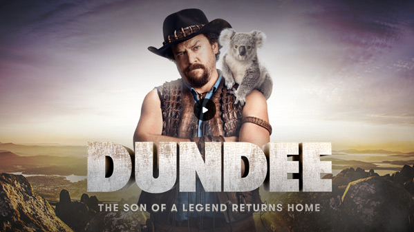 danny mcbride in dundee the son of a legend returns home