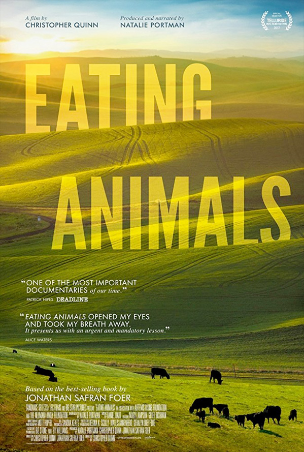 Eating Animals Documentary Poster