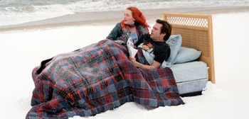 Alamo Drafthouse Hosting 'Eternal Sunshine' Screening on the Beach