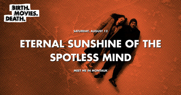 Eternal Sunshine - Meet Me in Montauk