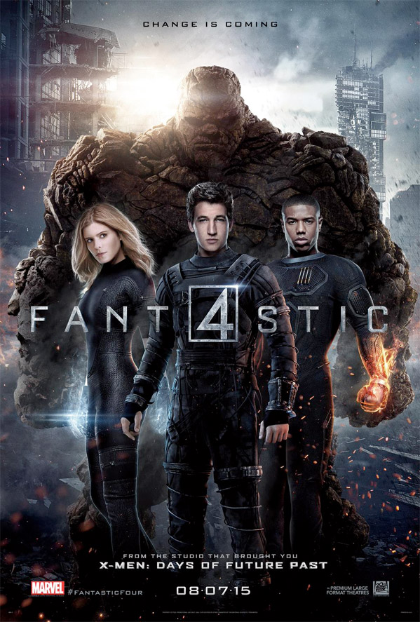 Fantastic Four Trailer #2