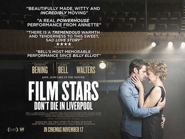 Film Stars Don't Die in Liverpool Movie