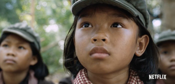 First Trailer for 'First They Killed My Father' Directed by Angelina Jolie