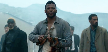 Five Fingers for Marseilles Trailer