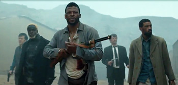 Red Band Trailer for South African Western 'Five Fingers for Marseilles'