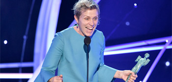 Frances McDormand & Gary Oldman Big Winners of 2018 SAG Awards