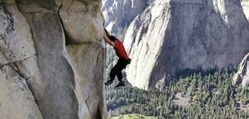Full Trailer for 'Free Solo' Documentary About El Capitan Free Climber