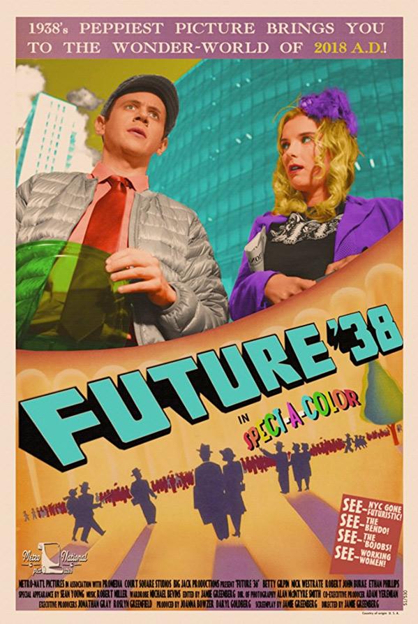 Future 38 Poster