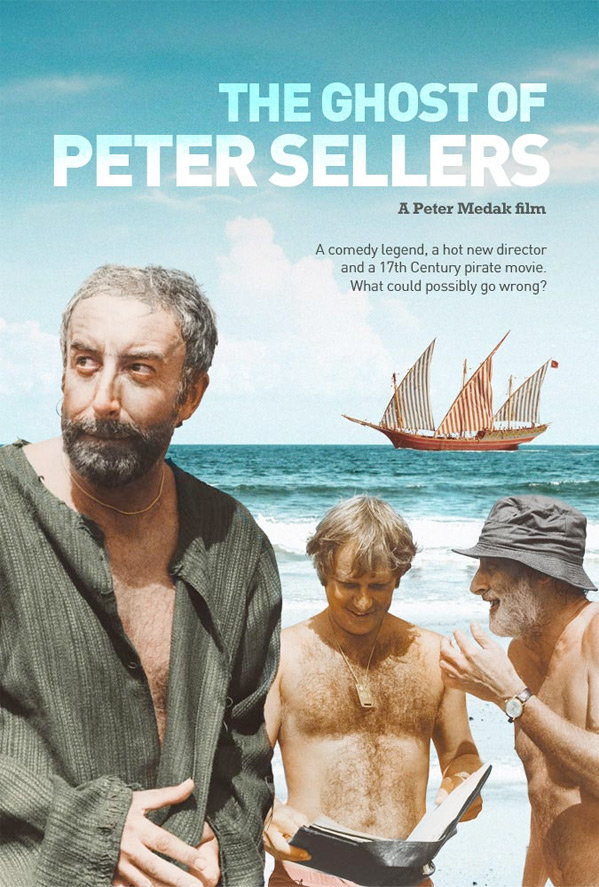 The Ghost of Peter Sellers Poster