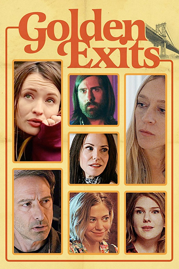 Golden Exits Movie