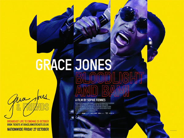 Grace Jones: Bloodlight & Bami