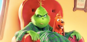 The Grinch TV Spot