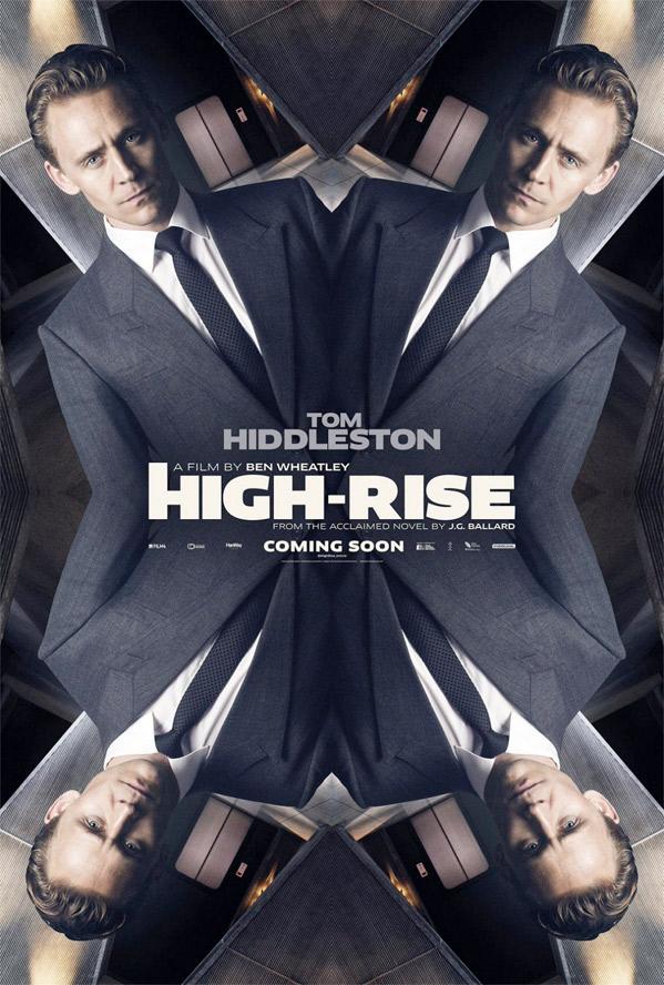 High-Rise Poster - Tom Hiddleston