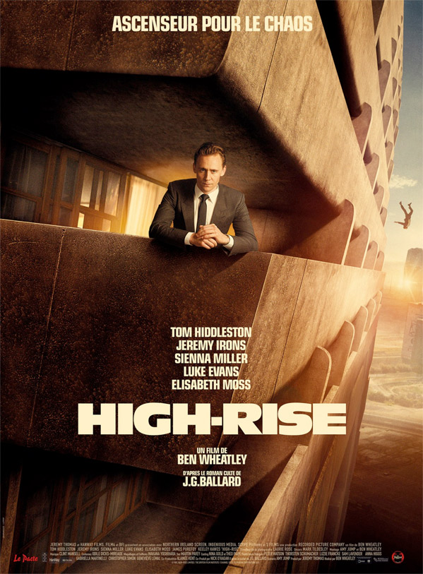 High-Rise - French Poster