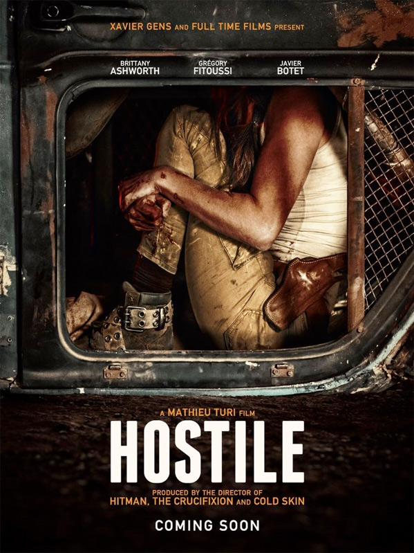 Hostile Movie Poster