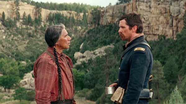Hostiles Movie