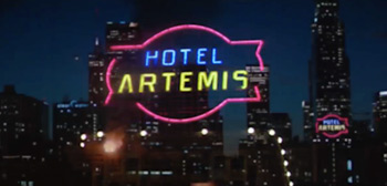 Grungy Retro Trailer for 'Hotel Artemis' Introduces All the Characters