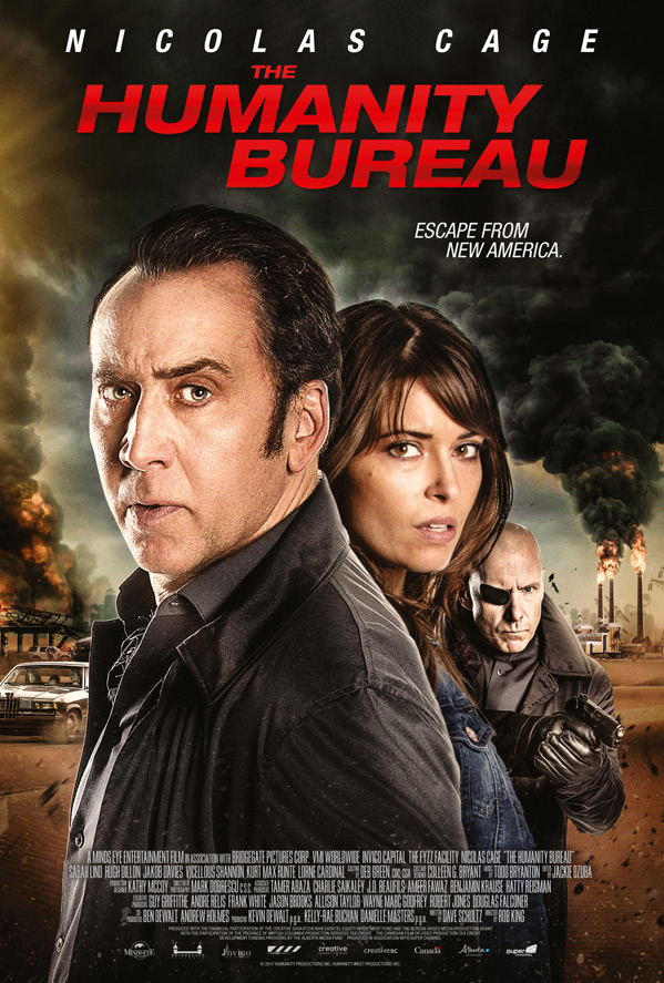 The Humanity Bureau Movie Poster