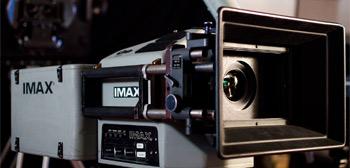 Zack Snyder IMAX Camera