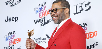 Jordan Peele - Indie Spirit Awards