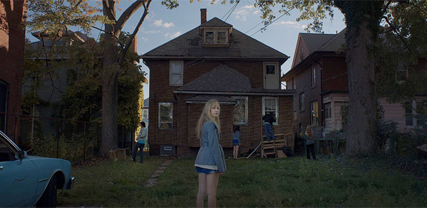 David Robert Mitchell - It Follows Interview