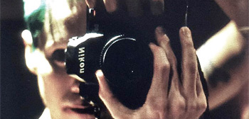 Jared Leto Camera