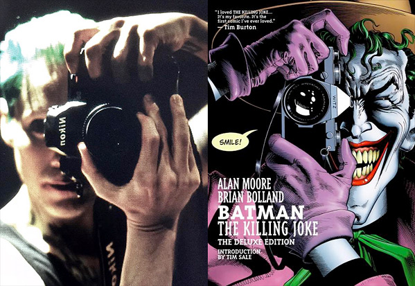 The Killing Joke Cover - Suicide Squad Jared Leto