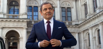 Second Trailer for 'Johnny English Strikes Again' with Rowan Atkinson