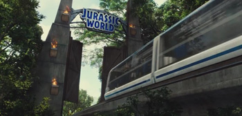 Jurassic World: A Look Inside