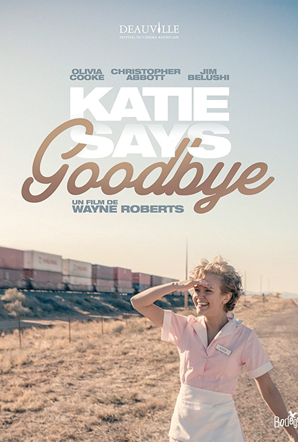 Katie Says Goodbye Poster
