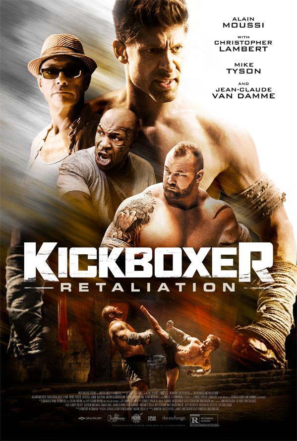 Kickboxer: Retaliation Poster