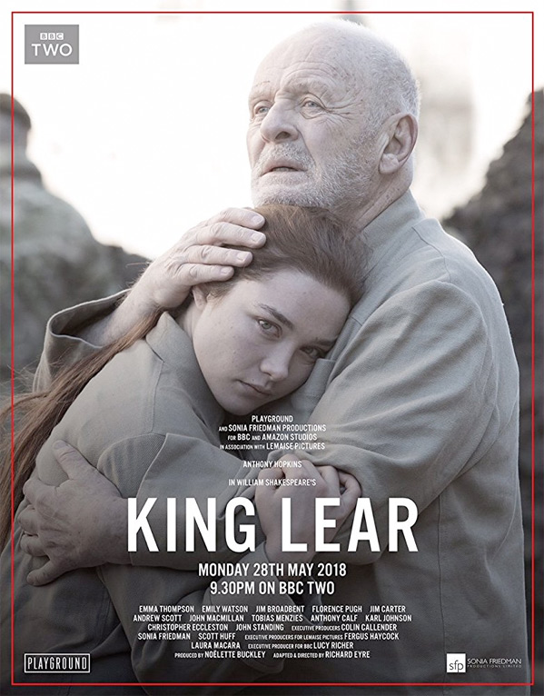 King Lear Movie Poster