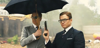 The Boys are Back in Second Trailer for 'Kingsman: The Golden Circle'