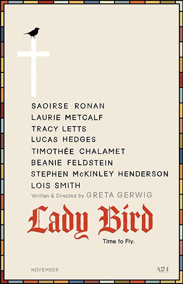 Lady Bird Teaser Poster