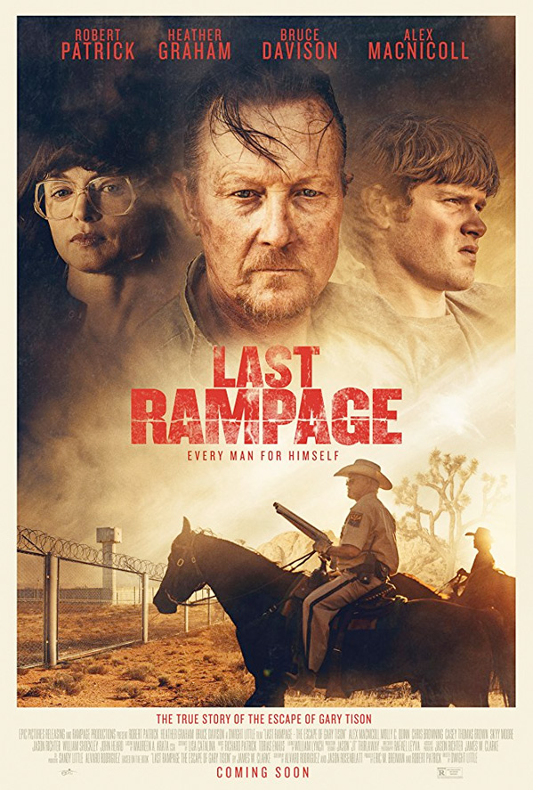 Last Rampage Poster